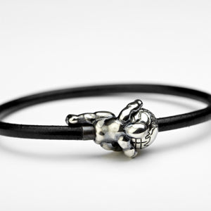 Feel The World Silver Bracelet