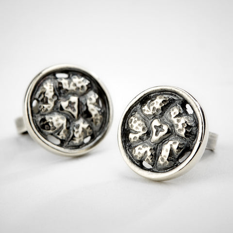 Luther Rose Earrings