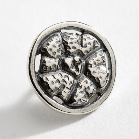 Luther Rose Tie Tack