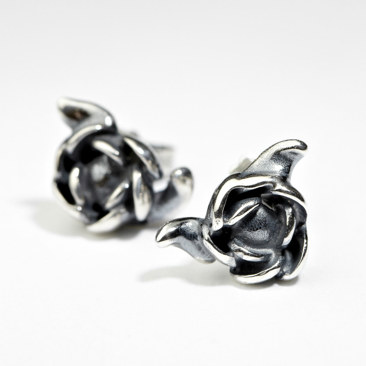 No Roses Without Thorns Earrings