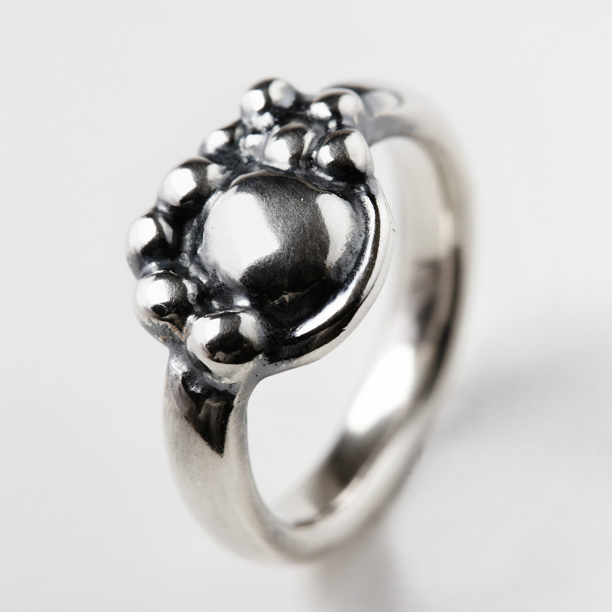 Synthesis Silver Ring (Small)