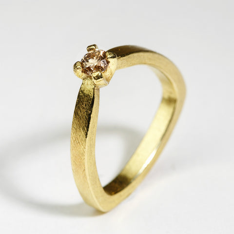 Wankel Gold Ring