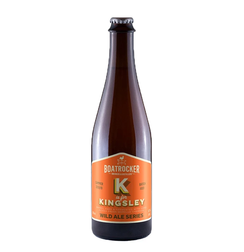 K is for Kingsley Australia Wild Ale