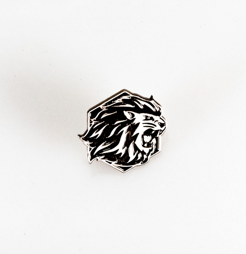 Lion City Meadery Collar Pin