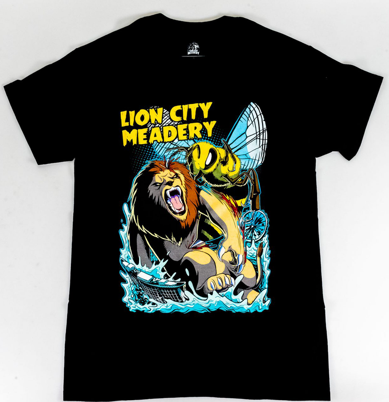 Lion City Meadery Tee