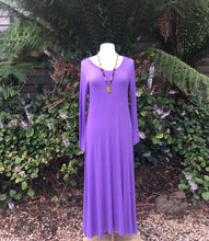 Load image into Gallery viewer, Everywhere Dress (Long) Purple