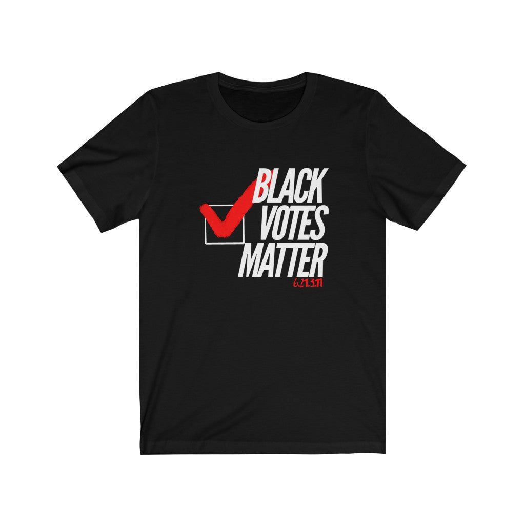 Black Votes Matter Check