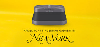 Mo Named in New York Magazine Top 14 Ingenious Gadgets!