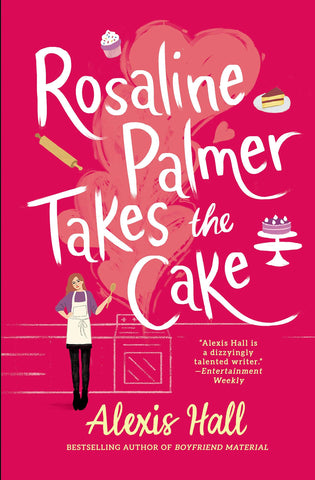 Rosaline Parker Takes the Cake book cover