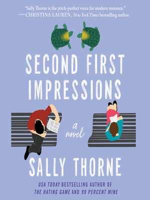 Second First Impressions book cover
