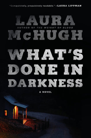 What's Done in Darkness book cover