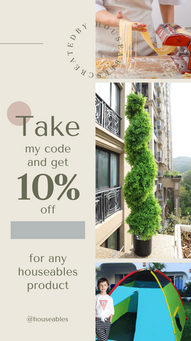 10% off with code story