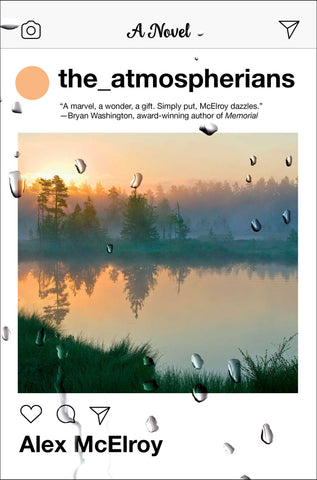 The Atmospherians book cover