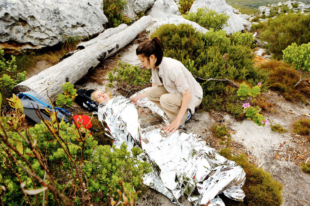 Always have an emergency preparedness plan before you go on a hike.