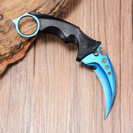 New Karambit Blue Steel