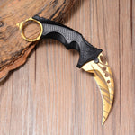 New Karambit Tiger Tooth