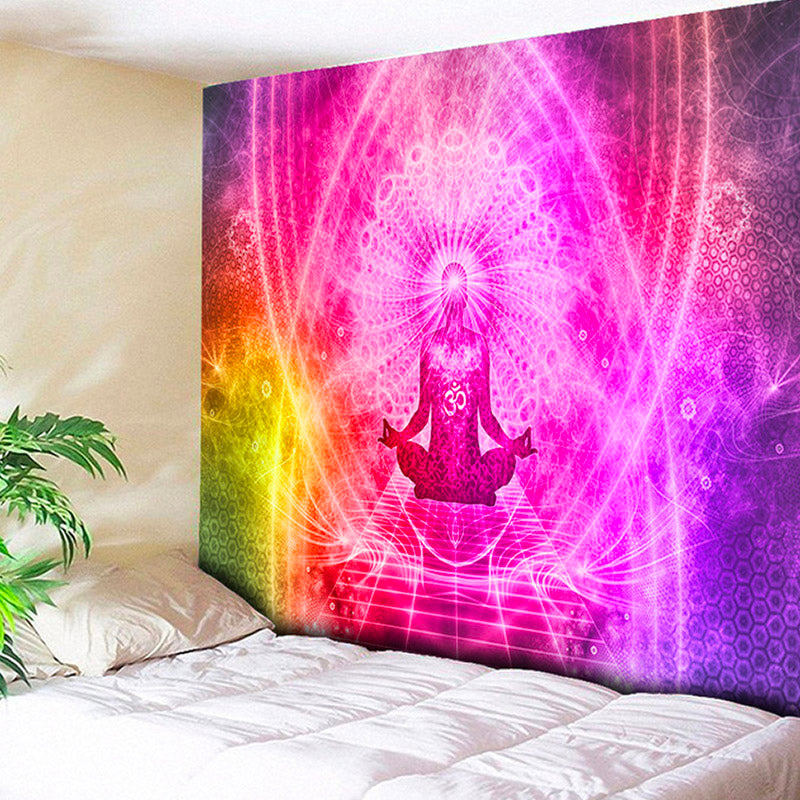 Mind Actualization Tapestry