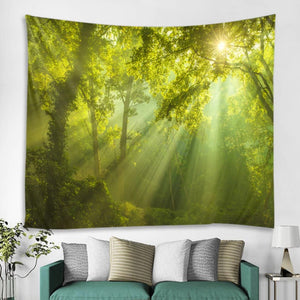 Ancient Forest Tapestry
