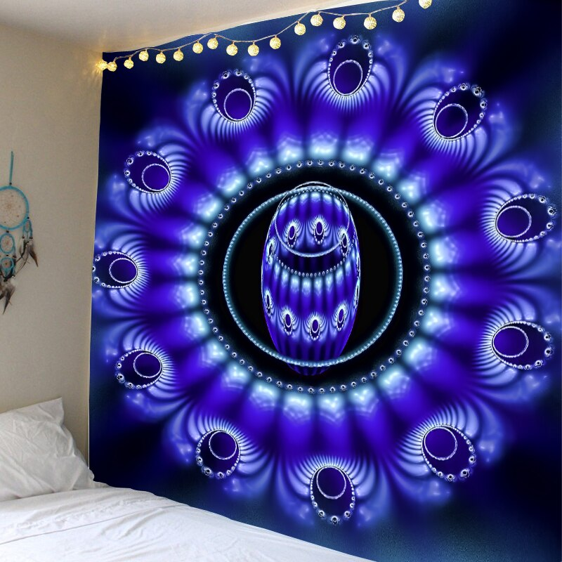 Divine Illusion Tapestry
