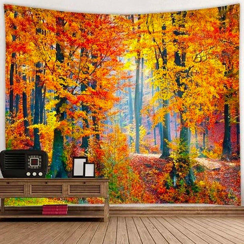 Dreaming Of Autumn Tapestry