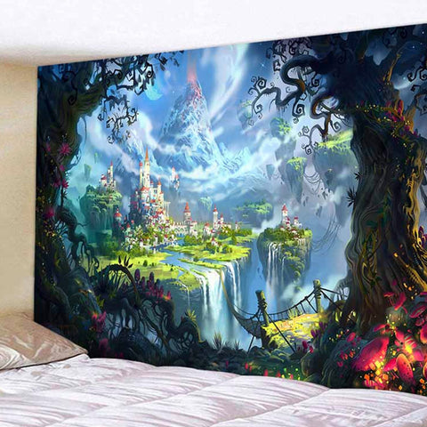 Fairytale Adventure Tapestry