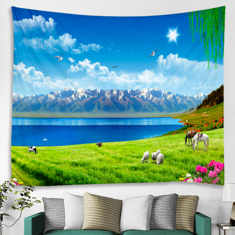 Graceful Grassland Tapestry
