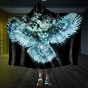 Phoenix Cloak Hooded Blanket