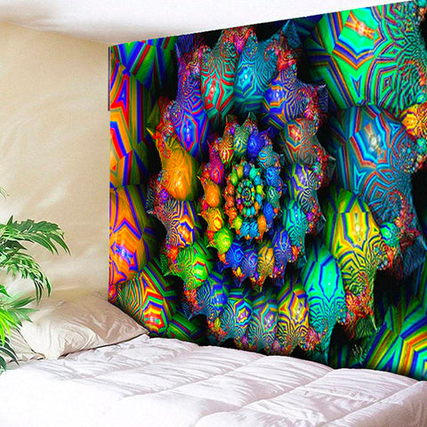 Kaleidoscope Dream Tapestry