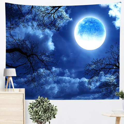 Under The Moon Tapestry