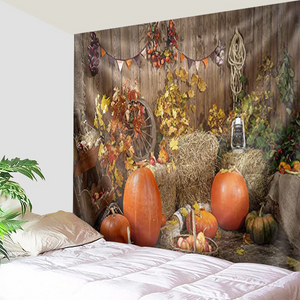 Farm House Tapestry