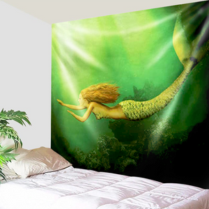 The Perfect Mermaid Tapestry
