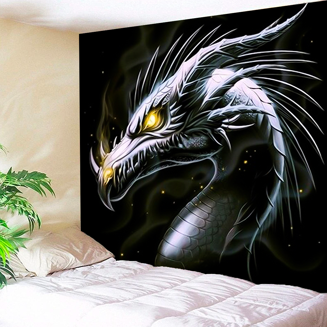 Dragon's Aura Tapestry