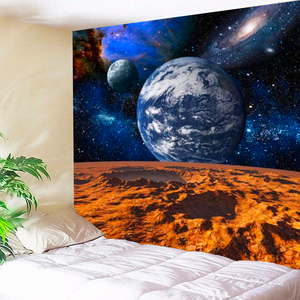 Earth and Galaxy Tapestry