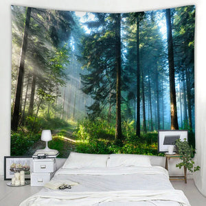 Woods Of Wonder Tapestry