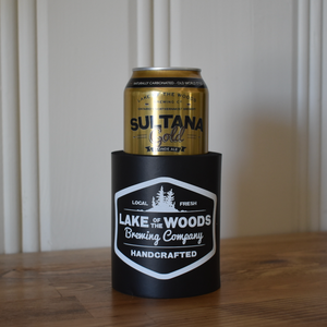 Thick Black Foam Koozie!