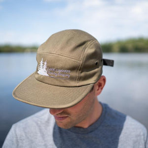 Green Jockey Cap