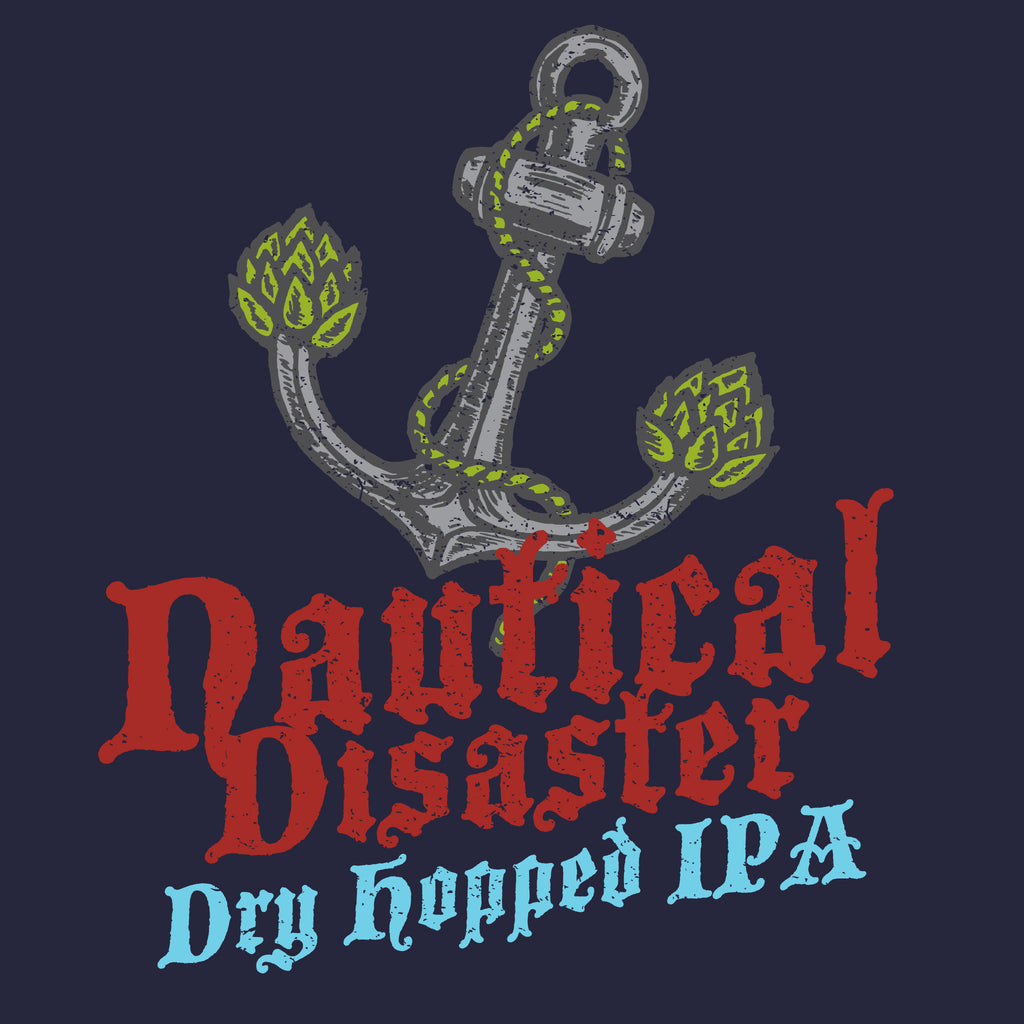 Nautical Disaster Dry Hopped IPA
