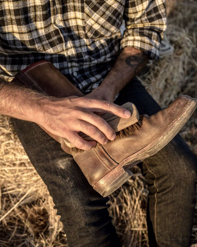 6 Ways to care for your Urban Shepherd Premium Leather Boots