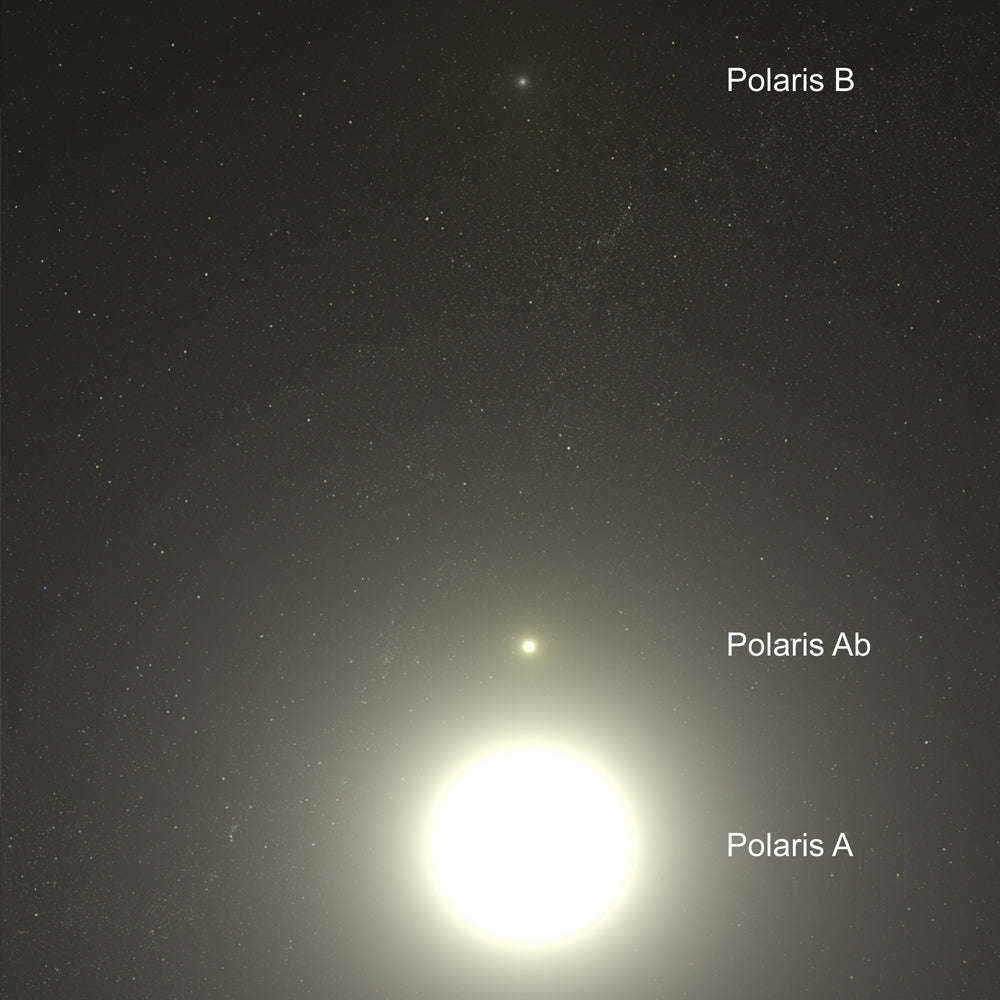 Polaris Buddy (with Polaris Ab & B) (Pole Star; North Star)