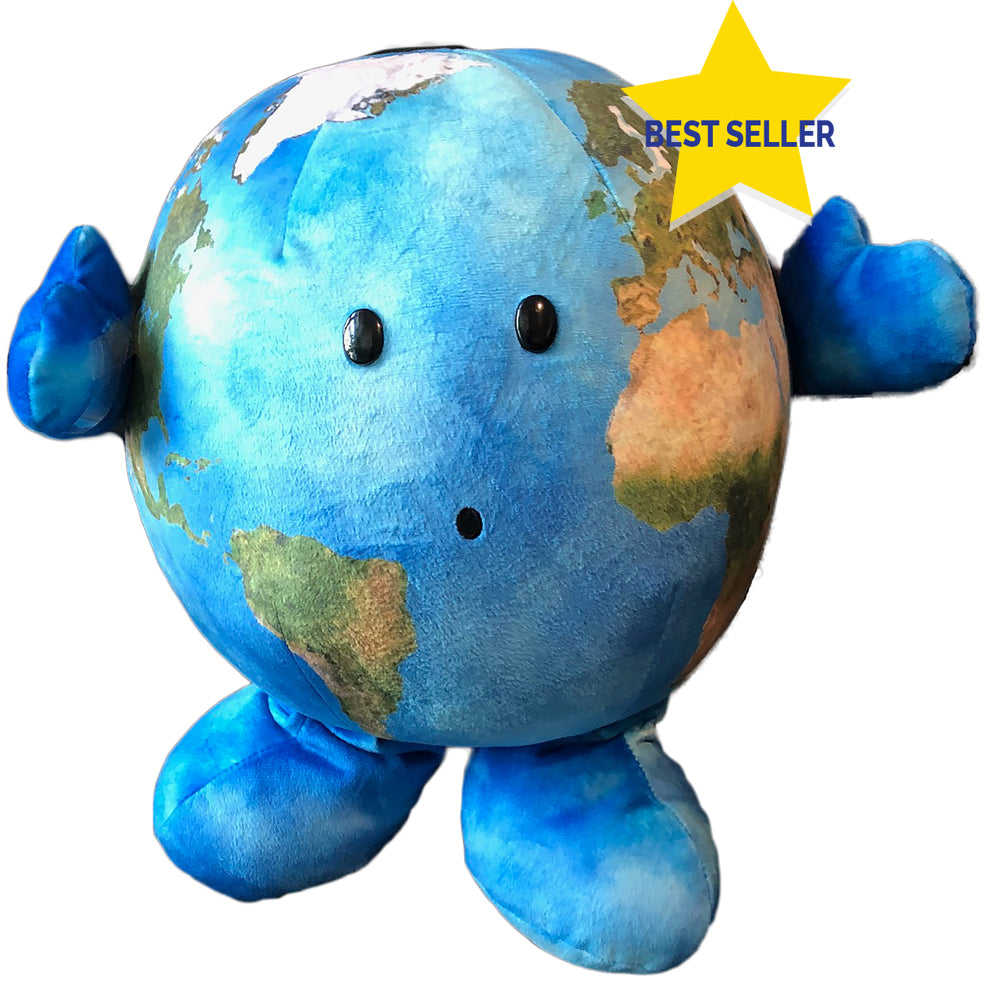 Our Precious Planet Buddy: A toy for the Environment and Ecology