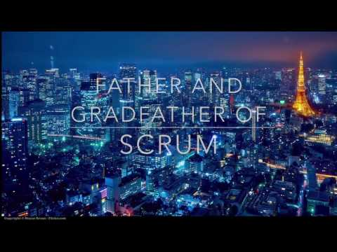 スクラムの父と祖父の対話 - A dialog of Father and Grandfather of Scrum