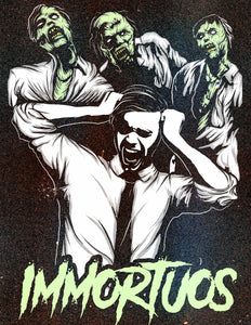 Immortuos Poster