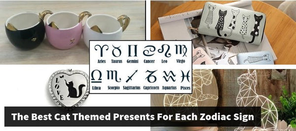 The Best Cat-Themed Presents For Each Zodiac Sign