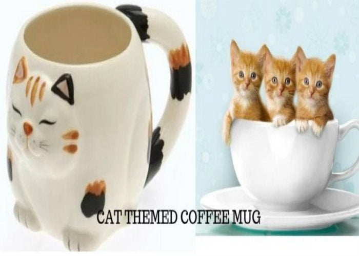 You Can Never Go Wrong With Cat Coffee Mugs As Gifts For Your Feline Friend