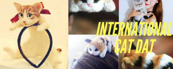 This International Cat Day, Celebrate your Favorite Pets for their Rare Idiosyncrasies!