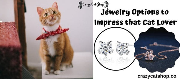 Top 3 Cat-Themed Jewelry Options to Impress that Cat Lover