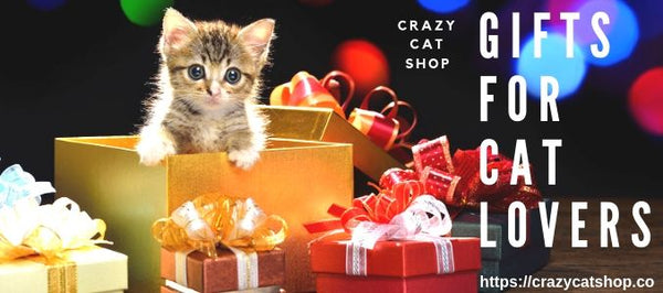 Why You Should Buy Gifts for Cat Lovers from a Reputed Online Store?