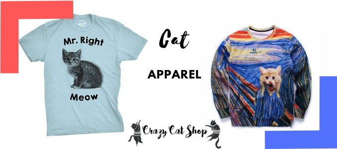 BTS Band Inspired Cat Printed Clothes You Must Purchase Today!
