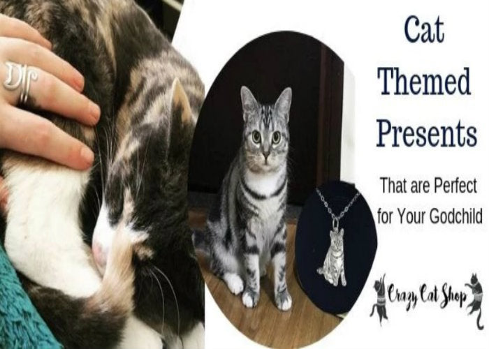 Cat Themed Presents That are Perfect for Your Godchild