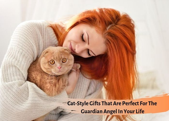 Cat-Style Gifts That Are Perfect For The Guardian Angel In Your Life